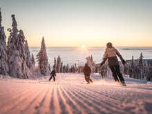 Winter-Urlaubsplanung der Österreicher und Deutschen