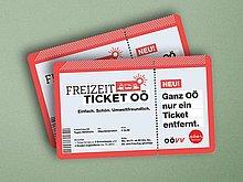 Neues Freizeit-Ticket OÖ