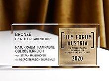 Auszeichnung in Bronze