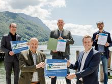 Auszeichnung als 'Klimabündnis-Betrieb'